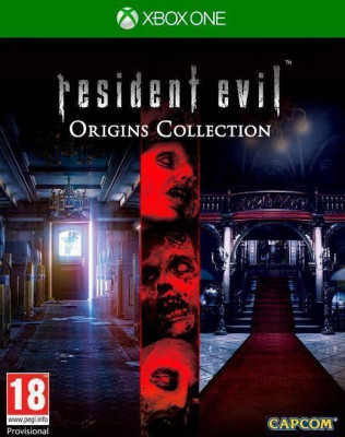 Joc consola Capcom Resident Evil Origins Collection Xbox One foto