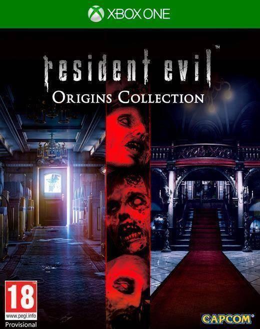 Joc consola Capcom Resident Evil Origins Collection Xbox One foto mare