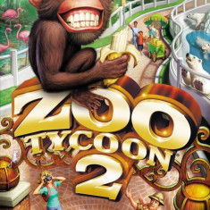 Joc PC Microsoft Zoo Tycoon 2 - Jocuri PC Microsoft Game Studios, Simulatoare, Toate varstele, Single player