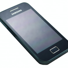 Folie protectie M-Life ML0012 pentru Samsung Galaxy Ace - Folie de protectie