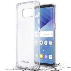 Husa Protectie Spate Cellularline CLEARDUOGALS8T pentru SAMSUNG Galaxy S8 - Husa Telefon