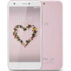 Smartphone ZTE Blade A512 16GB Dual Sim 4G Pink - Telefon mobil ZTE