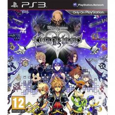 Joc consola Square Enix Kingdom Hearts HD 2.5 ReMIX PS3 - Jocuri PS3 Square Enix, Actiune, 12+
