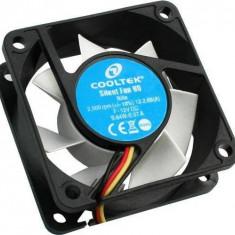 Ventilator Cooltek Silent Fan 60mm - Cooler PC