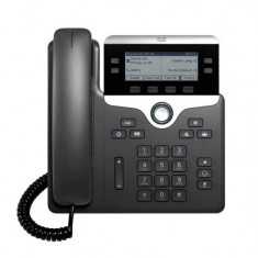 Telefon fix Cisco CP-7841-K9= Black