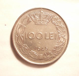 100 LEI 1943 CALITATE