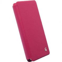 Husa Flip Cover Krusell 76094 Universala Agenda Malmo 3XL Stand - Husa Telefon