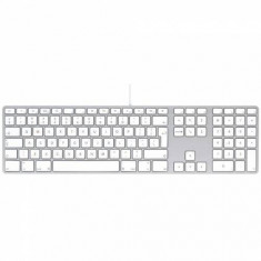 Tastatura Apple MB110RO/B White