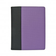 Husa tableta TnB IPADOTSPL MICRO DOTS purple pentru Apple iPad 2 / New iPad
