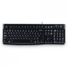 Tastatura Logitech K120 USB Neagra