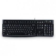 Tastatura Logitech K120 USB Neagra - Tastatura PC
