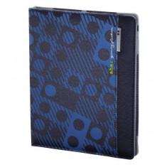 Husa tableta Hama Lenni blue pentru iPad mini
