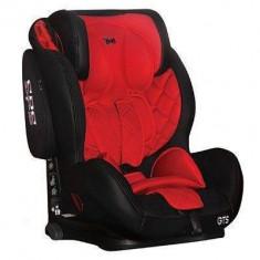 Scaun auto copil KIDDO Cruizer GTS 9 - 36 kg rosu - Scaun auto copii, 1-2-3 (9-36 kg)