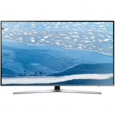 Televizor Samsung LED Smart TV UE40 KU6472 102 cm Ultra HD 4K Silver - Televizor LED