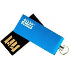 Memorie USB Goodram UCU2 16GB USB 2.0 Blue - Stick USB