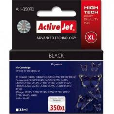 Consumabil ActiveJet Cartus compatibil HP-350xl pentru HP CB336EE negru