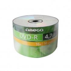 Mediu optic Omega DVD-R 4.7GB 16x 5