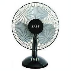 Ventilator de camera Zass ZF 1202 35W Negru