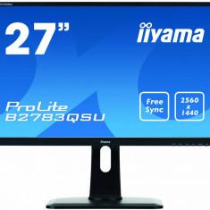 Monitor Iiyama ProLite B2783QSU-B1 27 inch black - Monitor LED
