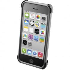 Husa Protectie Spate Cellularline HAMMERCIPH5CBK Hammer Negru pentru APPLE Iphone 5c - Husa Telefon