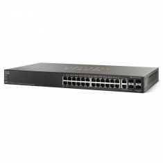 Switch Cisco SG500-28-K9-G5 28 porturi