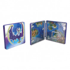 Joc consola Nintendo Pokemon Moon Steel Book