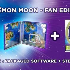 Joc consola Nintendo POKEMON MOON STEELBOOK