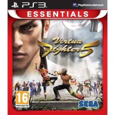 Joc consola Sega Virtua Fighter 5 Essentials PS3 - Jocuri PS3 Sega, Actiune, 12+