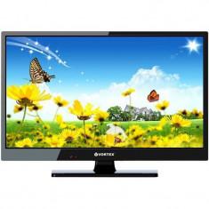 Televizor Vortex LED V19ZH8DC HD Ready 48 cm Black - Televizor LED, 121 cm