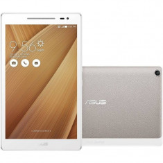 Tableta Asus ZenPad Z380KNL-6L027A 8 inch HD Qualcomm 1.2 GHz Quad Core 2GB RAM 16GB flash WiFi GPS 4G Android 6.0 Rose Gold