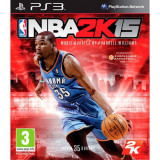 Joc consola 2K Games NBA 2K 15 PS3, Sporturi, 2K Games