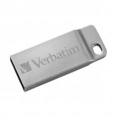 Memorie USB Verbatim Metal Executive 16GB USB 2.0 Silver, 16 GB