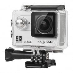 Camera Video de Actiune Kruger&Matz KM0197, 4K, Card de memorie, Kruger Matz