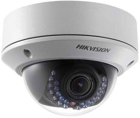 Camera supraveghere Hikvision DS-2CD2742FWD-IZ DOME VARIFOCAL 4MP IZ foto mare