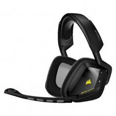 Casti gaming Corsair Void Wireless Dolby 7.1 Black - Casca PC