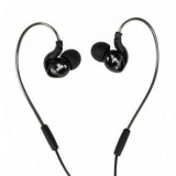 Casti Ibox S1 Sport Black, Casti In Ear, Cu fir, Mufa 3,5mm