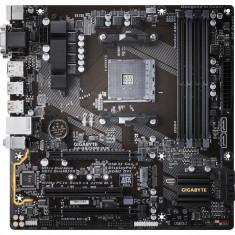 Placa de baza Gigabyte AB350M-D3H AMD AM4 mATX