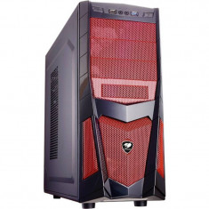Carcasa Cougar Volant 2 Red - Carcasa PC Cougar, Middle tower