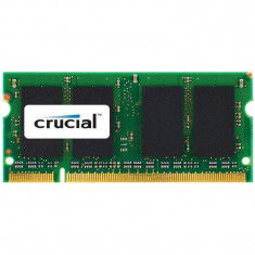Memorie laptop Crucial 8GB DDR3 1600MHz CL11