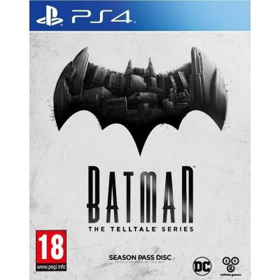 Joc consola Warner Bros Telltale Batman Game pentru PS4 foto