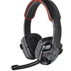 Casti Trust GXT 340 Black, Casti Over Ear