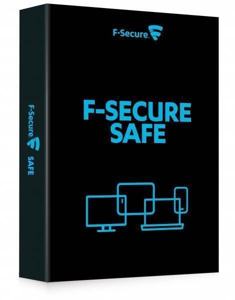 F-Secure SAFE 2 ani 5 dispozitive foto mare