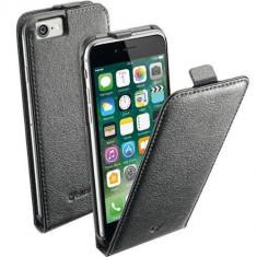 Husa Flip Cover Cellularline FLAPESSIPH747K Black pentru Apple iPhone 7 - Husa Telefon