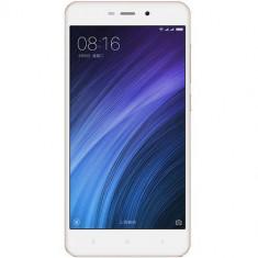 Smartphone Xiaomi Redmi 4A 16GB Dual Sim 4G White Gold - Telefon Xiaomi
