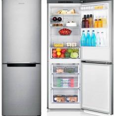 Combina frigorifica Samsung RB29FSRNDSA/EF 290 l, Clasa A+, Full No Frost, H 178 cm, Argintiu, A+