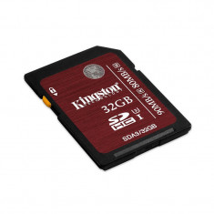 Card Kingston SDHX 32GB UHS-I U3