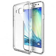 Husa Protectie Spate Ringke Fusion Crystal View+ Bonus folie protectie display pentru Samsung Galaxy A7 - Husa Telefon