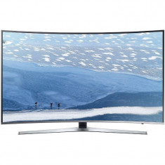 Televizor Samsung LED Smart TV Curbat UE55 KU6672 Ultra HD 4K 139cm Grey - Televizor LED
