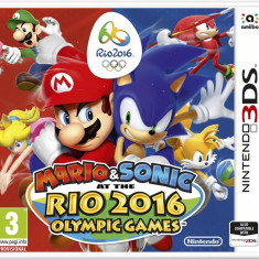 Joc consola Nintendo Mario and Sonic at the Rio 2016 Olympic Games