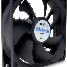 Ventilator Zalman ZM-F2 PLUS(SF) 92mm Shark Fin fan - Masa Laptop